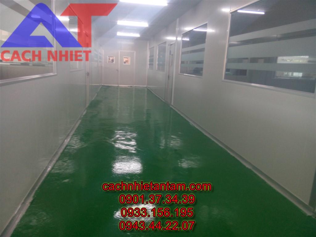 Panel Phòng Sạch Chuẩn GMP